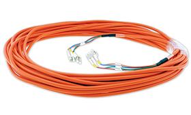 Оптоволоконный кабель (схема)
